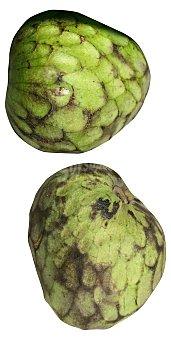 Chirimoya madura (venta por unidades) Unidad de 450 g