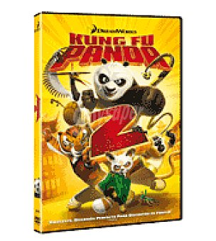Kung-fu Panda 2 dvd