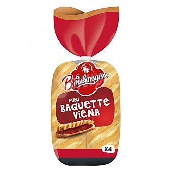 La Boulangere Baguette miniviena 4 ud. 220 G 220 g