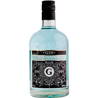 WESTENDERS Ginebra premium Essence Botella 70 cl