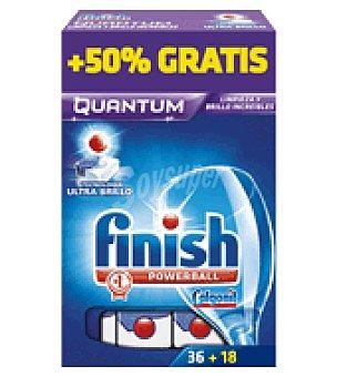 FINISH CALGONIT Lavavajillas máquina quantum 36 pastillas