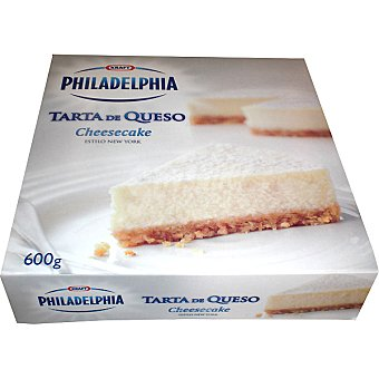 Philadelphia Tarta de queso Cheesecake Estuche 600 g