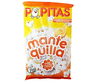 Popitas Palomitas de mantequilla Bolsa 100 g