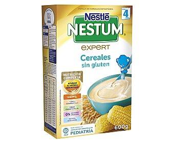 Nestum Nestlé Papilla de cereales sin gluten para bebés a partir de 4 meses 600 gramos