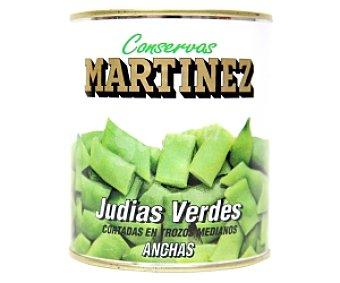 MARTÍNEZ Judías verdes anchas 420 Gramos