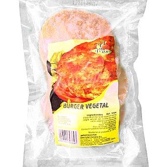 VEGESAN Burger vegetal envase 420 g 6 unidades