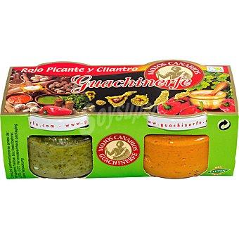 Virginia Mojo Palmero suave + picón + verde Pack 3 envase 90 ml