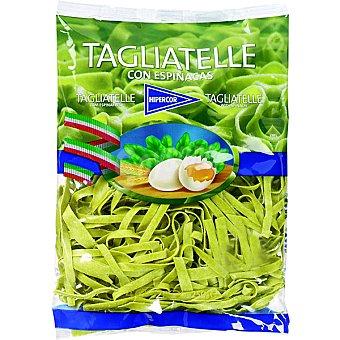 Hipercor tagliatelle fresco con espinacas paquete 250 g