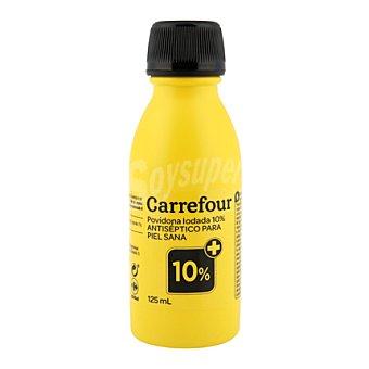 Carrefour Povidona iodada 10% 125 ml