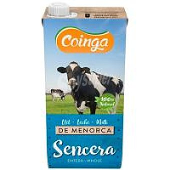 Coinga Leche entera Brik 1 litro