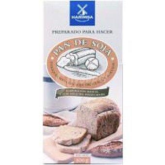 Harimsa Preparado de pan de soja Caja 500 g
