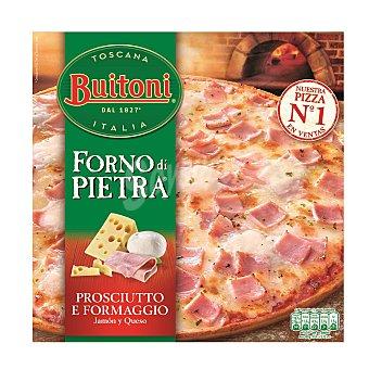 Buitoni Pizza Forno di Pietra Prosciutto e formaggio 360 gr