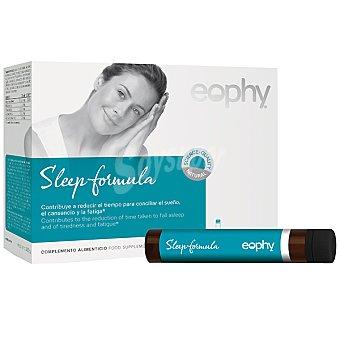 EOPHY SLEEP FORMULA Reduce el cansancio y concilia el sueño Envase 14 unidades