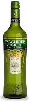 YZAGUIRRE vermut blanco  botella 1 L