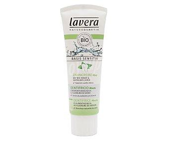 Lavera Naturkosmetik Pasta de dientes con menta bio y fluoruro de sodio 75 ml