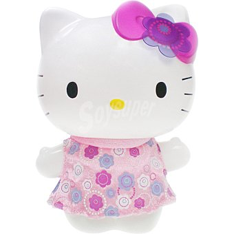 Hello Kitty gel de baño infantil figura 3D Flower Frasco 300 ml