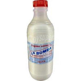 La Bomba Yogur natural Botella 1 litro