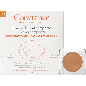 Avène Couvrance Maquillaje compacto miel Pack 9,5 g