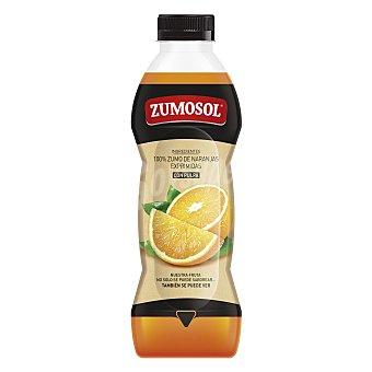Zumosol Zumo naranja exprimida con pulpa Botella 85 cl
