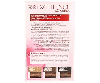 L'Oréal Paris Coloración Permanente nº5.03 Castaño Radiante de Excellence 1 ud