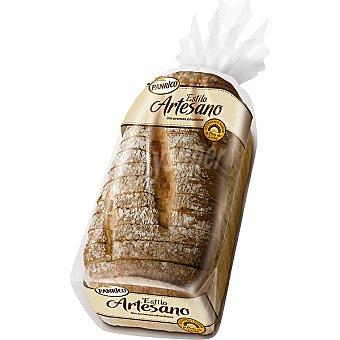 Panrico Pan de molde rústico Paquete 500 g