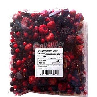 La Cuerva Frutos del bosque seleccionados congelados Bolsa 400 g