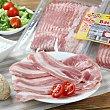 Bacon ahumado Pack de 2x200 g ElPozo