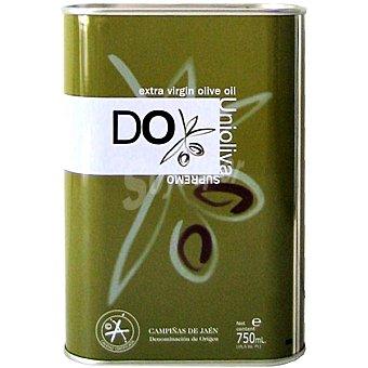 UNIOLIVA aceite de oliva virgen extra D.O. Campiñas de Jaén  lata 750 ml