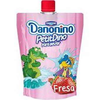 Danonino Danone Danonino Street de fresa Petit Dino 70 ml