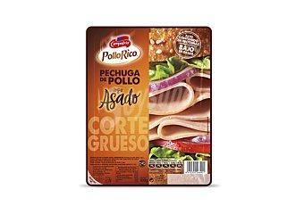 Campofrío Pechuga pollo toque asado lonchas 100 g