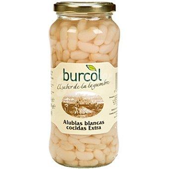 Burcol Alubia blanca cocida Frasco 580 g