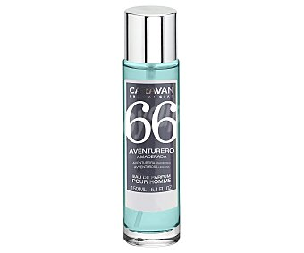 Caravan Eau de perfume para hombre con vaporizador en spray 66 150 ml