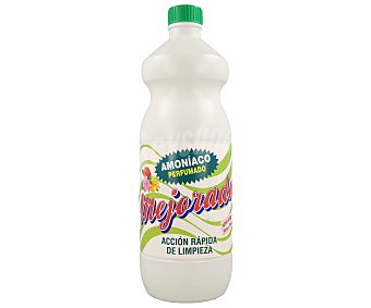 Mejorada Amoniaco perfumado 1 litro