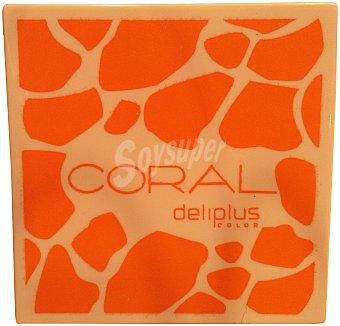 DELIPLUS Colorete nº4 coral 1 unidad