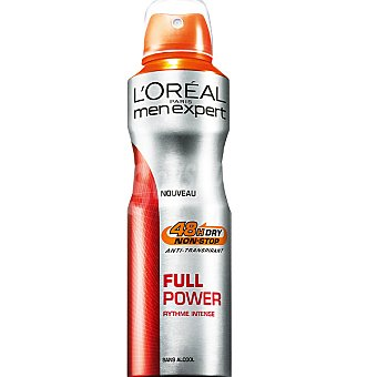 Men Expert L'Oréal Paris Desodorante Full Power anti-transpirante Spray 200 ml