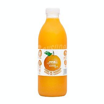 Hacendado Zumo naranja recien exprimido en tienda Botella 1 l