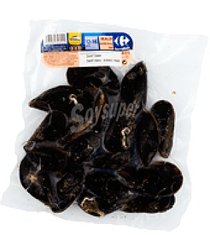Carrefour Mejillones cocidos en su jugo 400 g