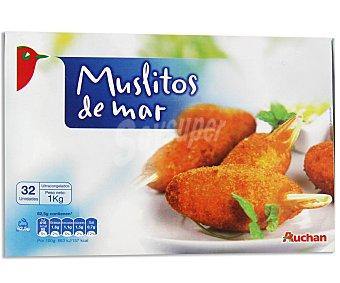Auchan Muslitos de mar 1 kilogramo