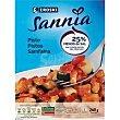Pisto de verduras Bandeja 240 g Eroski Sannia