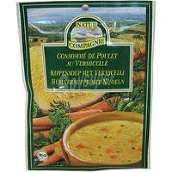N.COMPAGNIE Sopa pollo fideo 50gr