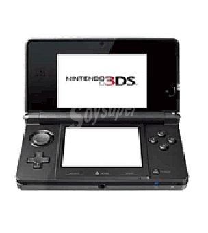 Nintendo Consola negra nintendo 3DS