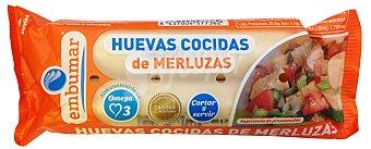 EMBUMAR Huevas merluza cocidas frescas Paquete de 200 g peso aprox.