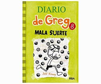 INFANTIL JUVENIL Diario de Greg 8: Mala Suerte, jeff kinney, género: infantil, editorial: Molino. Descuento ya incluido en pvp. PVP anterior: 8: Mala.