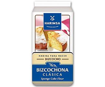 Harimsa Harina de trigo con levadura especial bizcochona 1 kg
