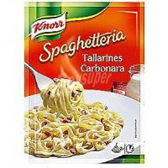 Knorr Tallarines a la carbonara Sobre 145 g