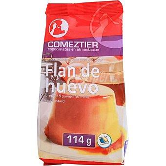 Comeztier Flan de huevo 8/10 raciones Paquete 146 g
