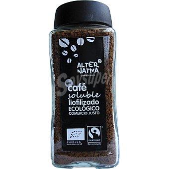 Alternativa 3 Café soluble liofoizado Comercio Justo Tarro 100 g