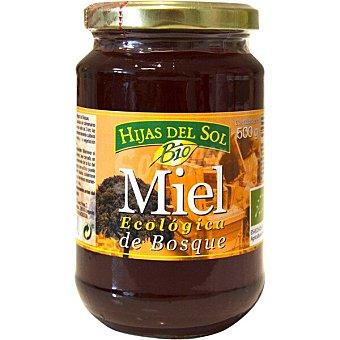 Hijas del Sol miel de bosque ecológica frasco 500 g frasco 500 g