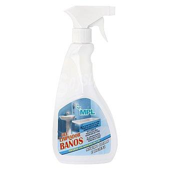 MPL Gel limpiador baños 750 ml