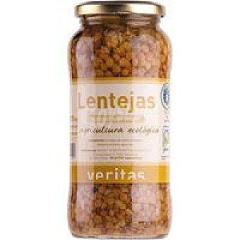 Veritas Lentejas cocidas Frasco 400 g